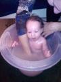 Iza-BELLA w kąpieli