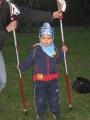 Mikołaj - najmłodszy chodziaż -2 lata, 2 miesiące