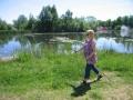 Nordic walking z brzuszkiem 1
