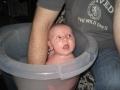 Zuzia w kąpieli...